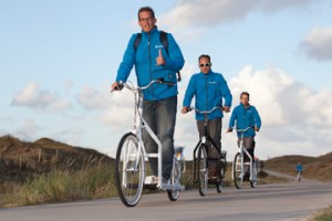 Verhuur van loopfiets en elektrische fiets voor bedrijfs-uitjes, familie-feestjes of zomaar een tocht door Brabant